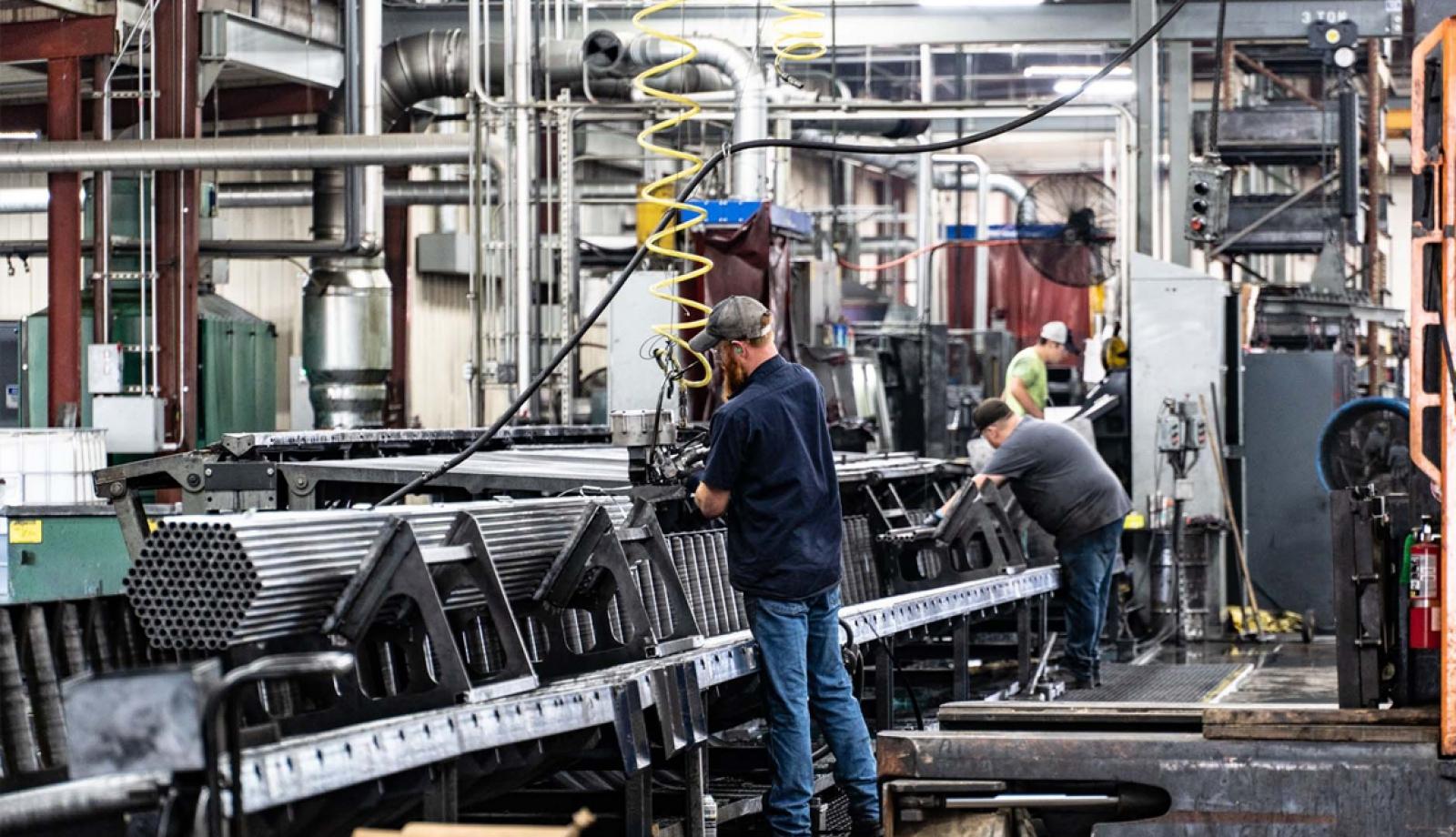Industrial Repairs & Maintenance