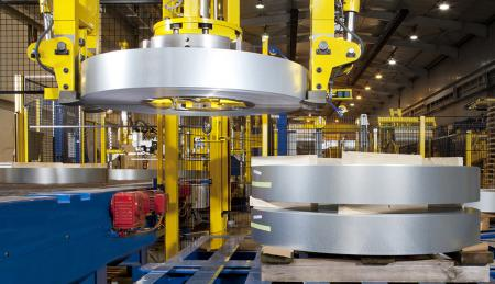 COIL PACKAGING LINES