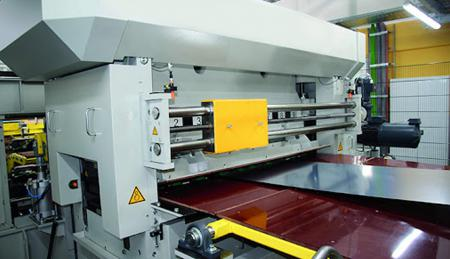 MULTI BLANKING LINES & COMBINED SLITTING-CUTTING LINES